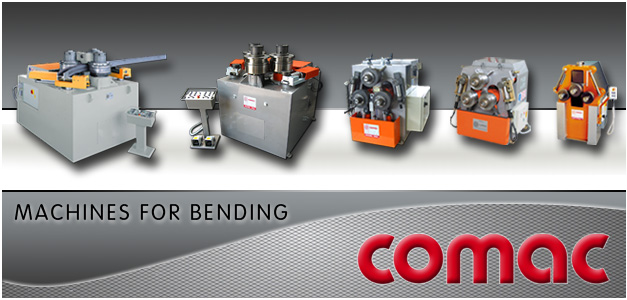 Machines For Bending Comac Production Sales Profile